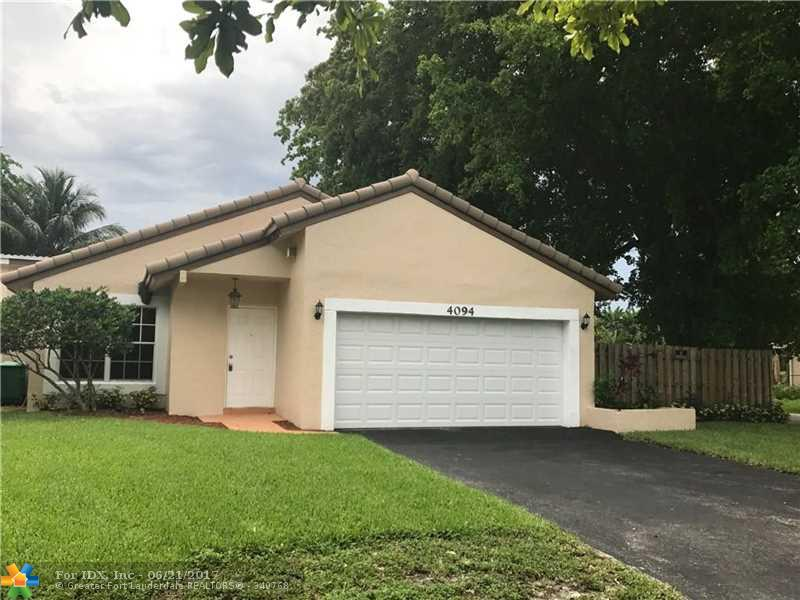 4094 NW 110th Ave, Coral Springs, FL 33065