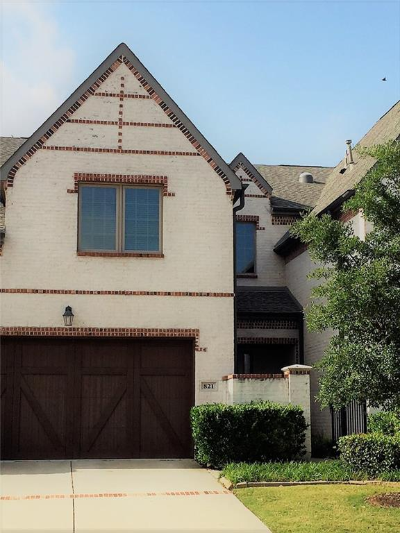 821 Snowshill Trail, Coppell, TX 75019