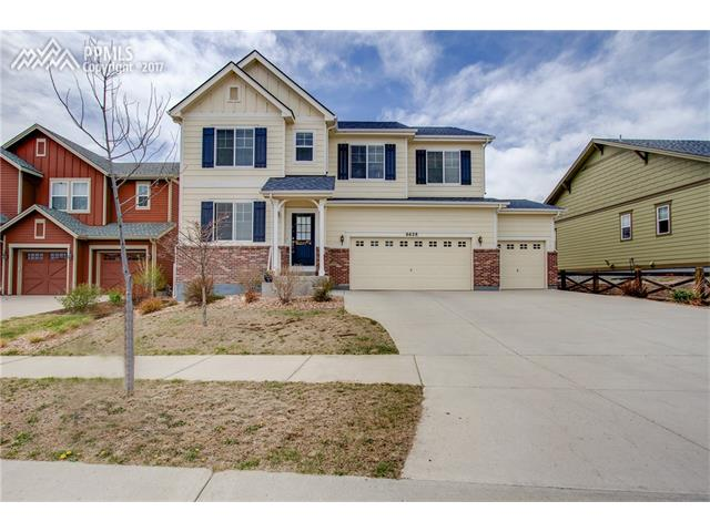 6628 Big Leaf Lane, Colorado Springs, CO 80927