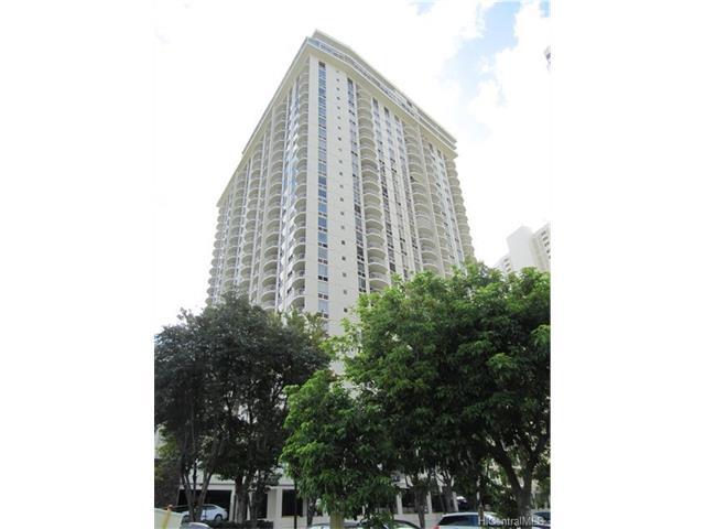 1717 Ala Wai Boulevard 707, Honolulu, HI 96815