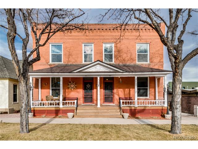109 -111 W Grant Avenue 109, Pueblo, CO 81004