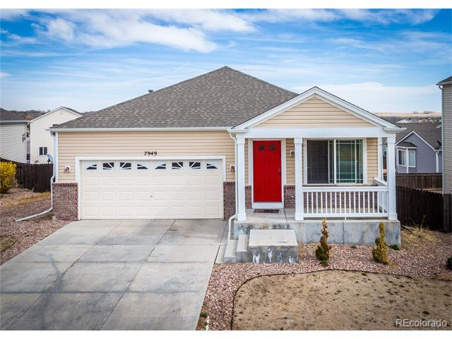 7949 Calamint Court, Fountain, CO 80817