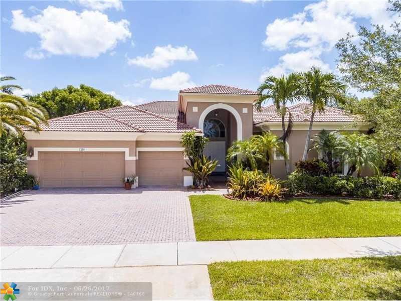 1540 SW 155th Ave, Weston, FL 33326
