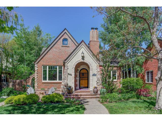 945 S Elizabeth Street, Denver, CO 80209
