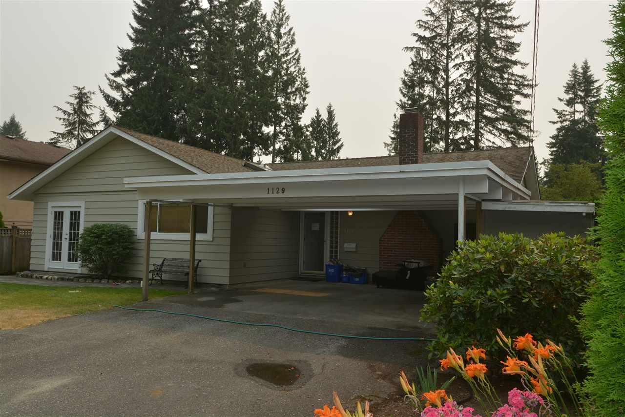 1129 LINNAE AVENUE, North Vancouver, BC V7R 1Z5