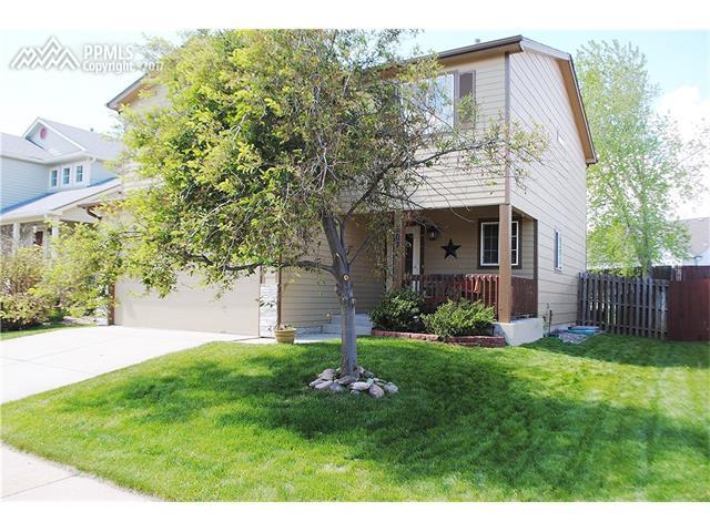 5071 Hawk Springs Drive, Colorado Springs, CO 80923