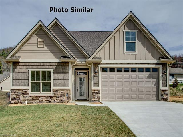NEW CONSTRUCTION target completion date October 2017. Gated neighborhood with community pool. 4BR/3BA free standing town home. Quality finishes with granite and hardwoods. Master plus another BR & BA on Main Level. Convenient to both Asheville & Hendersonville and a short drive to Ingles grocery store & new hospital. Lock-n-go