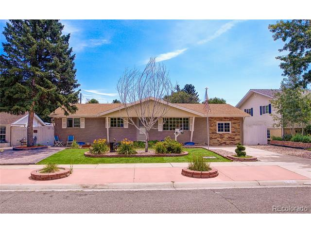 2121 Monteagle Street, Colorado Springs, CO 80909
