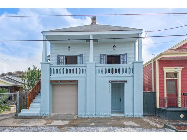 1558 N DERBIGNY Street, New Orleans, LA 70119