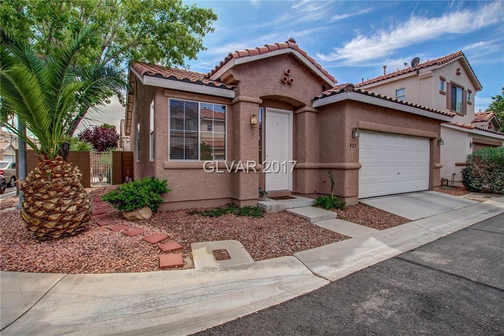 825 CLEAR DIAMOND Avenue, Las Vegas, NV 89123