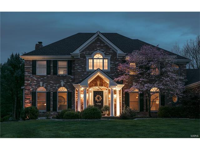 17700 Greystone Terrace Drive, Chesterfield, MO 63005