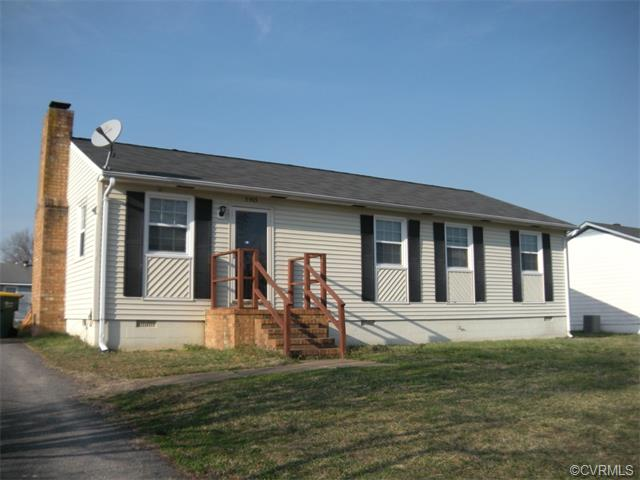 3903 Gloucester Drive, Hopewell, VA 23860