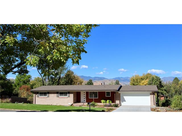 27 Morningside Drive, Wheat Ridge, CO 80215