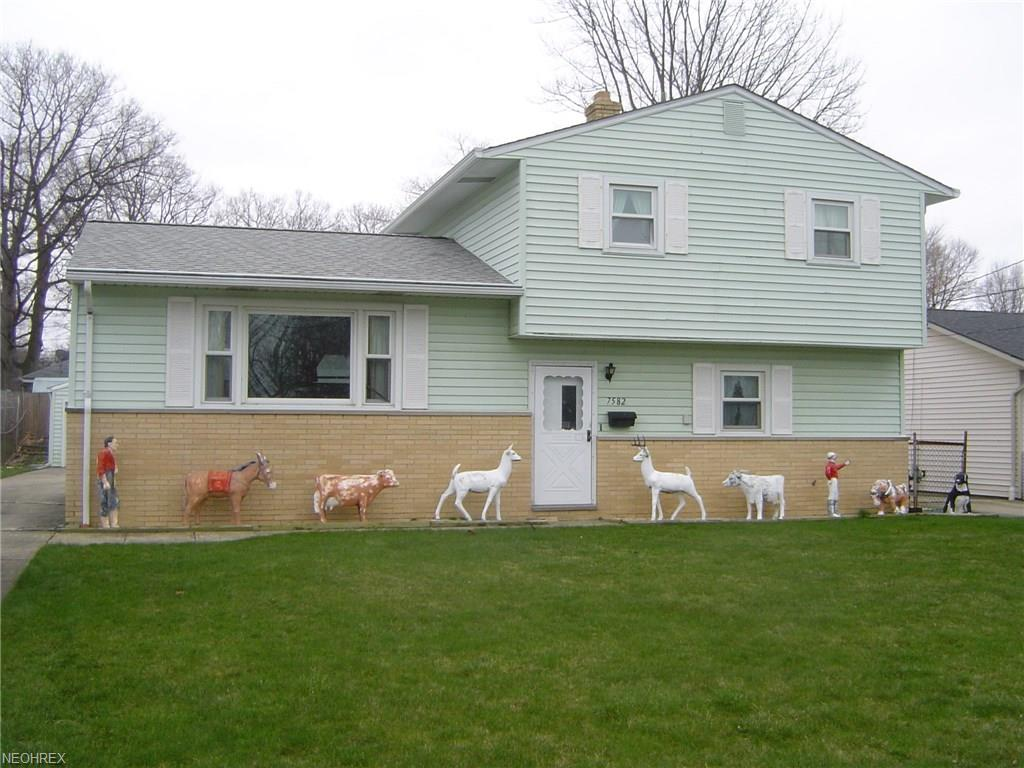 7582 Goldenrod Dr, Mentor-on-the-Lake, OH 44060