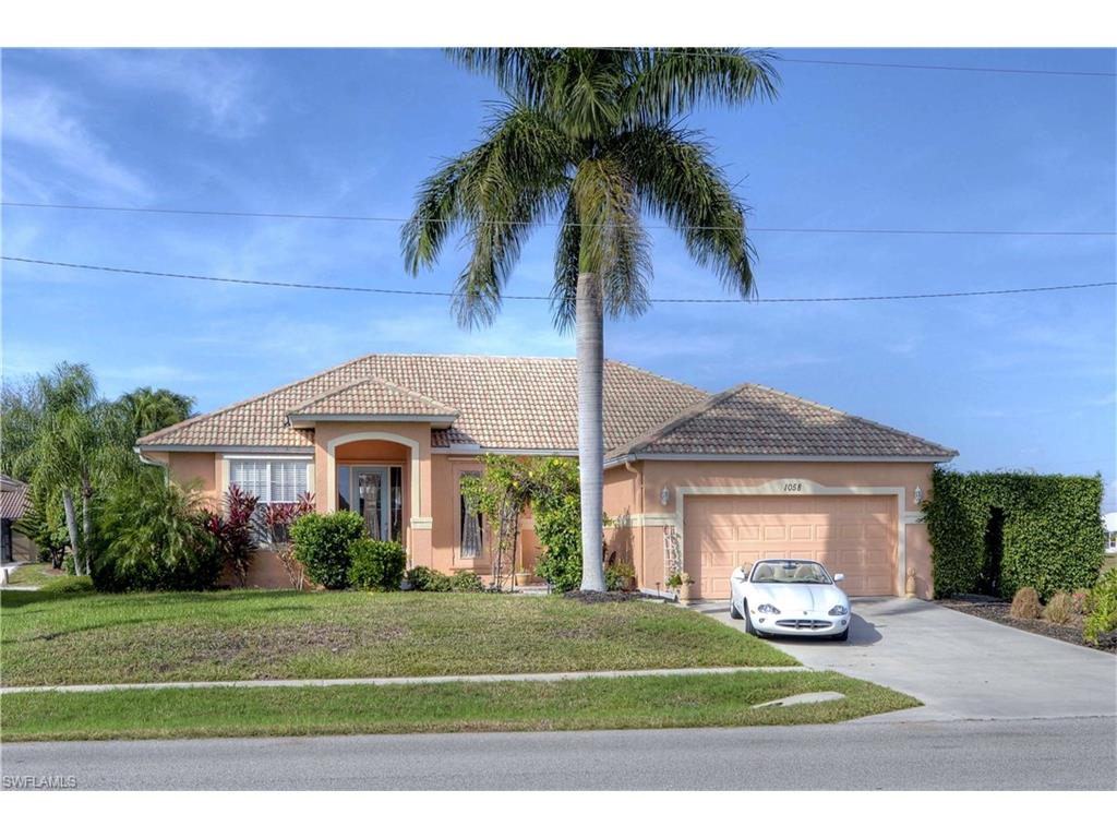 1058 Goldenrod AVE, MARCO ISLAND, FL 34145