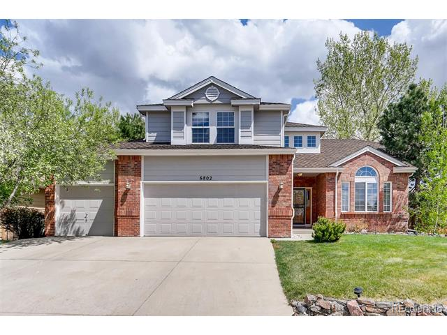 6802 Edgewood Drive, Highlands Ranch, CO 80130