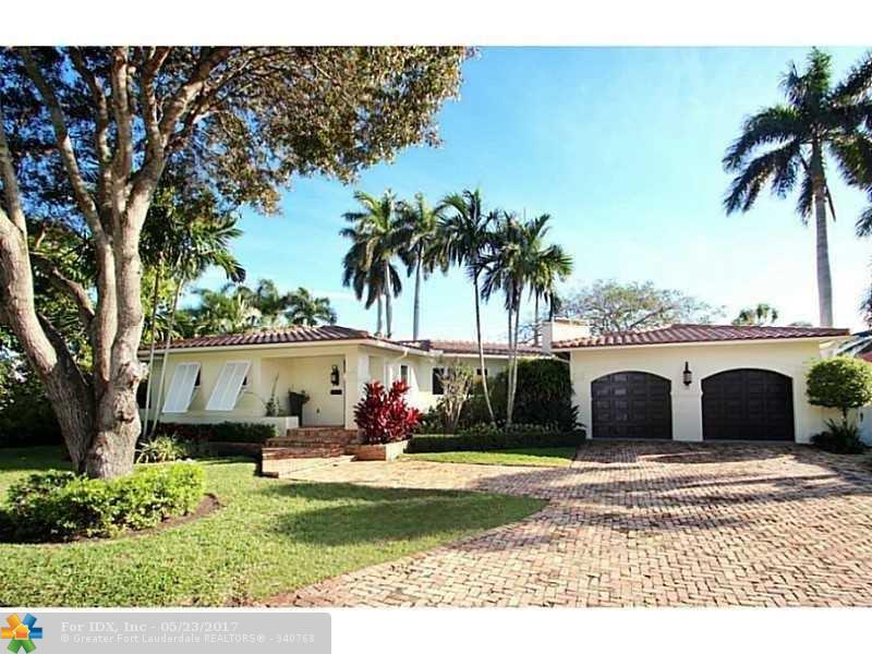 32 Pelican, Fort Lauderdale, FL 33301