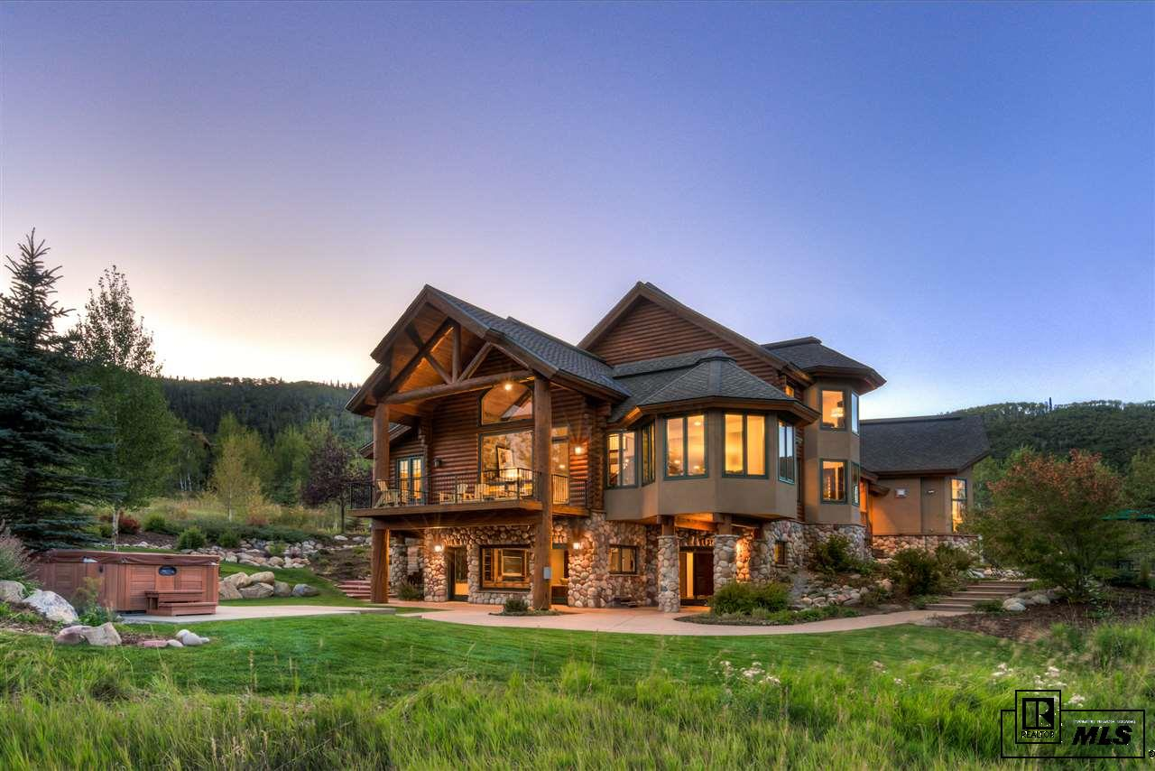 31100 Countryside Road, Steamboat Springs, CO 80487
