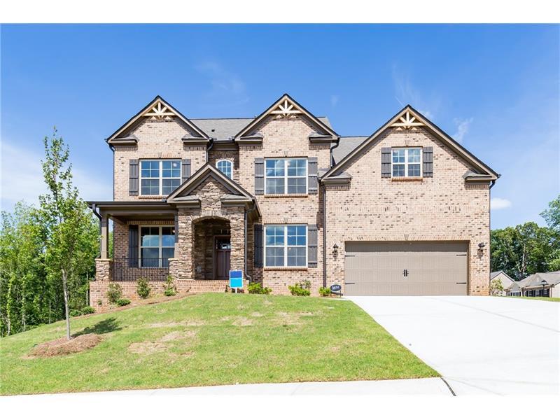 3836 Mabry Ridge Drive, Buford, GA 30518