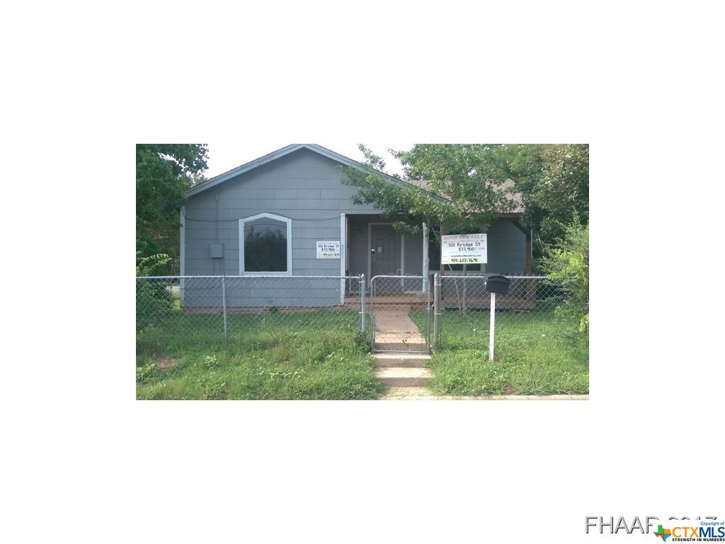 301 Bridge Street, Gatesville, TX 76528