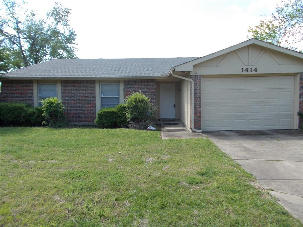 1414 Whitney Drive, Garland, TX 75040