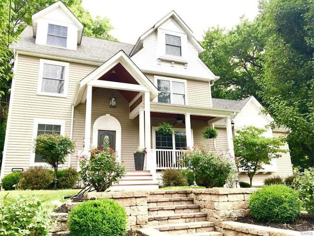 505 W Kirkham Avenue, Webster Groves, MO 63119