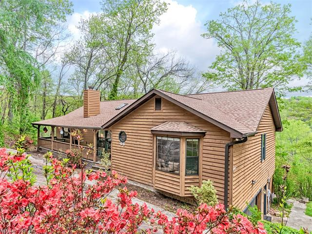 Your mountain retreat awaits you! Enjoy year round mountain views from this wonderful home on over 2 acres of privacy. Well maintained, brand new roof, extra lot included for privacy. There's an additional  3.25 acre lot available for additional purchase.