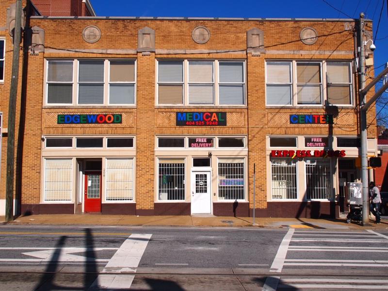 212 NE Edgewood Avenue, Atlanta, GA 30303