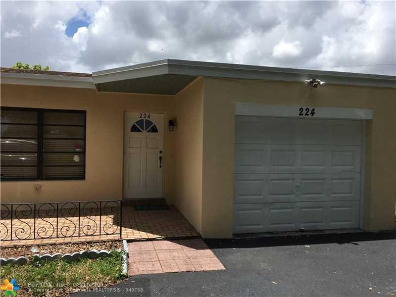 224 S 56th Ter, Hollywood, FL 33023