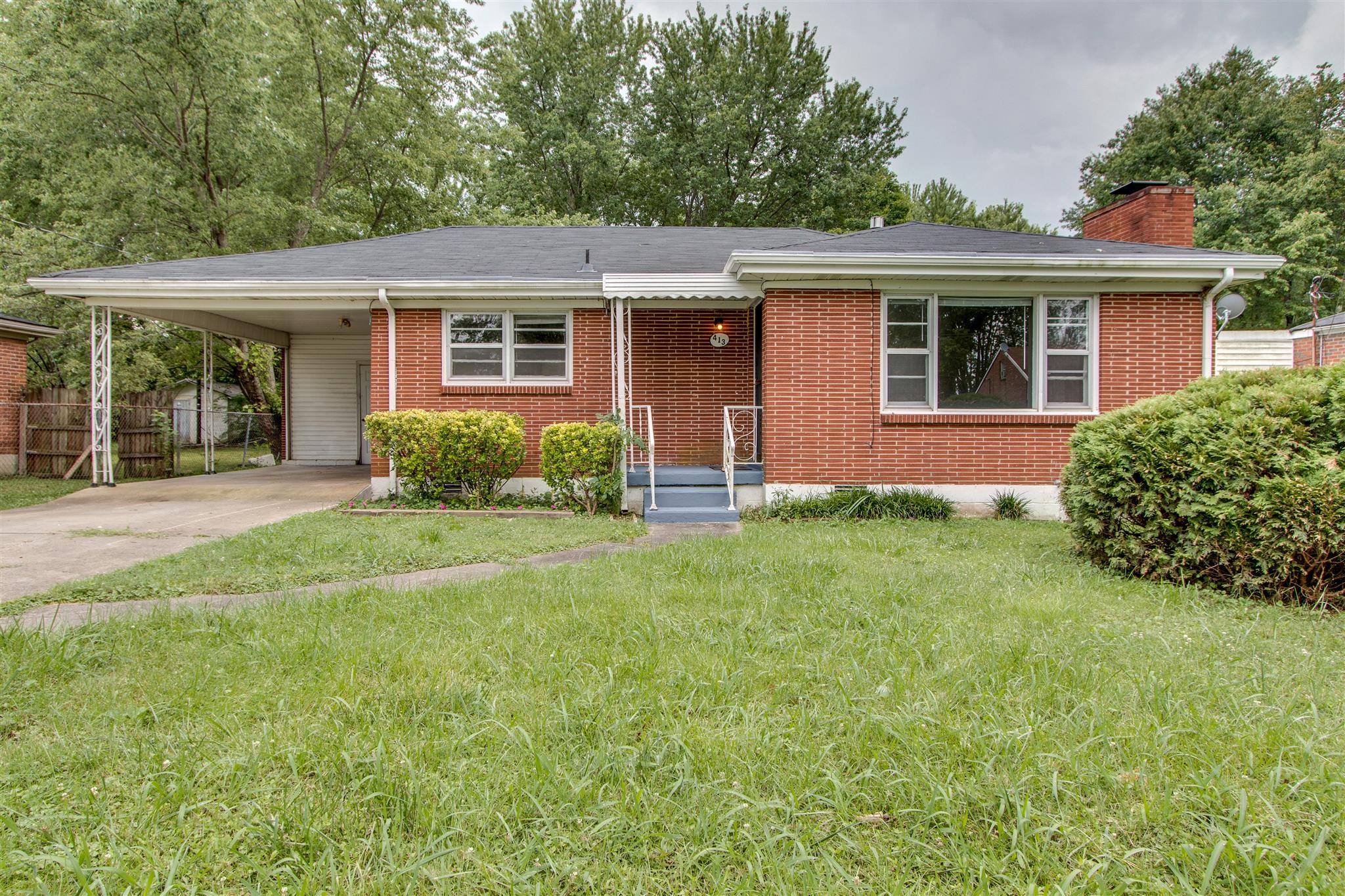 413 Dorris Ave, Springfield, TN 37172