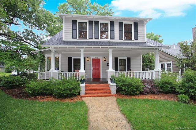 1612 Thomas Avenue, Charlotte, NC 28205