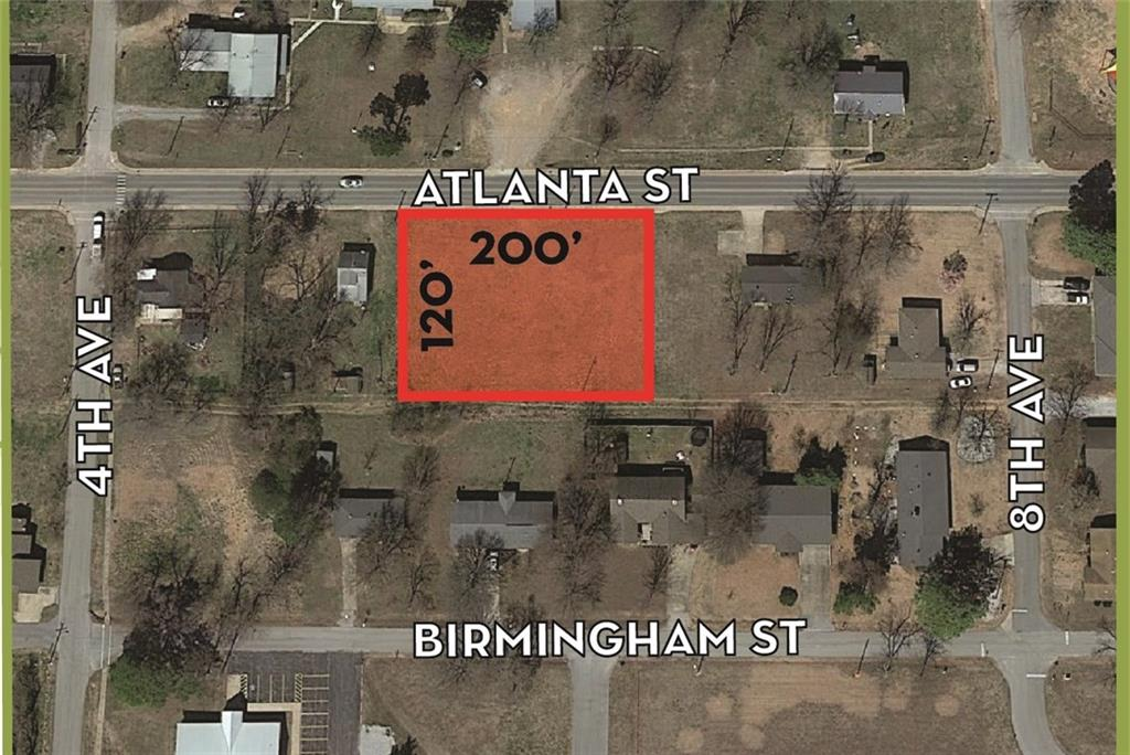609 Atlanta ST, Gravette, AR 72736