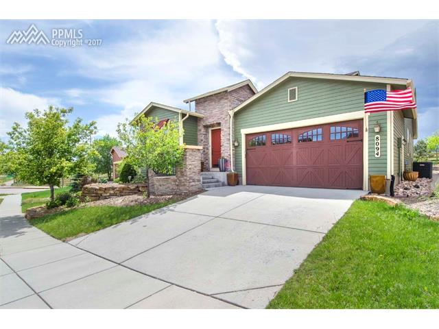 8094 Winding Passage Drive, Colorado Springs, CO 80924