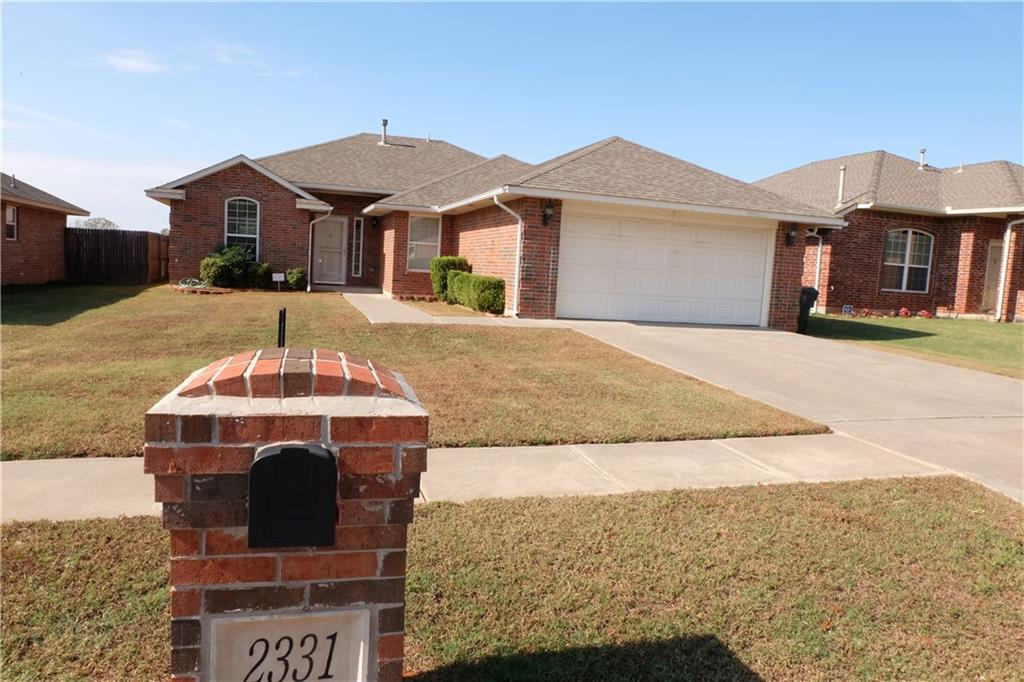 2331 Apple Way, Midwest City, OK 73130