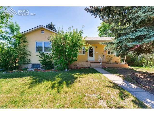729 N 31st Street, Colorado Springs, CO 80904