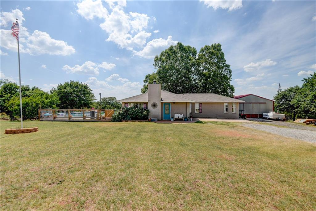 17624 Second Gravel Road, Luther, OK 73054