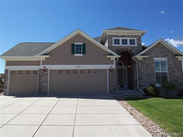 22784 Hopewell Avenue, Parker, CO 80138