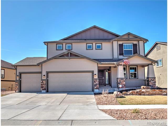 6045 Rowdy Drive, Colorado Springs, CO 80924