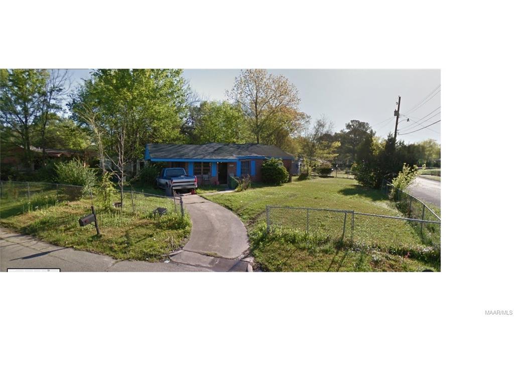 4031 Gaston Avenue, Montgomery, AL 36105