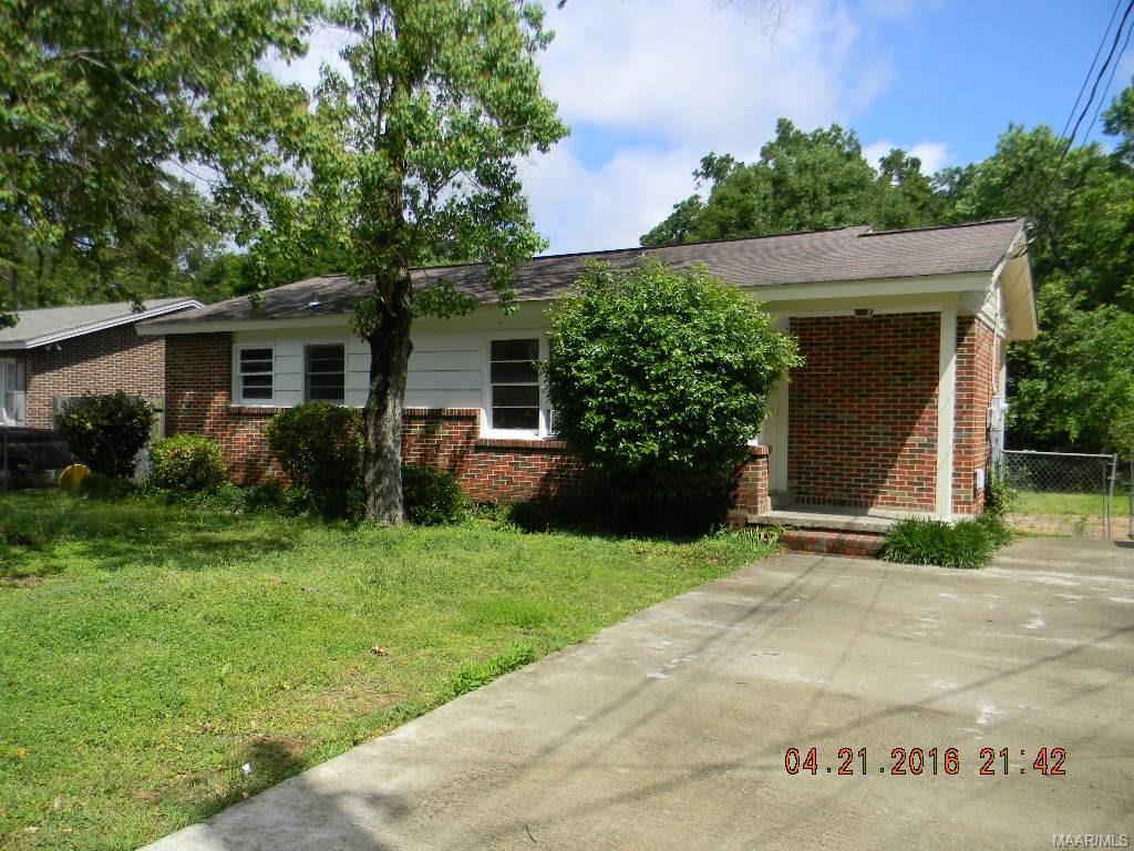 2131 Yarbrough Circle, Montgomery, AL 36110