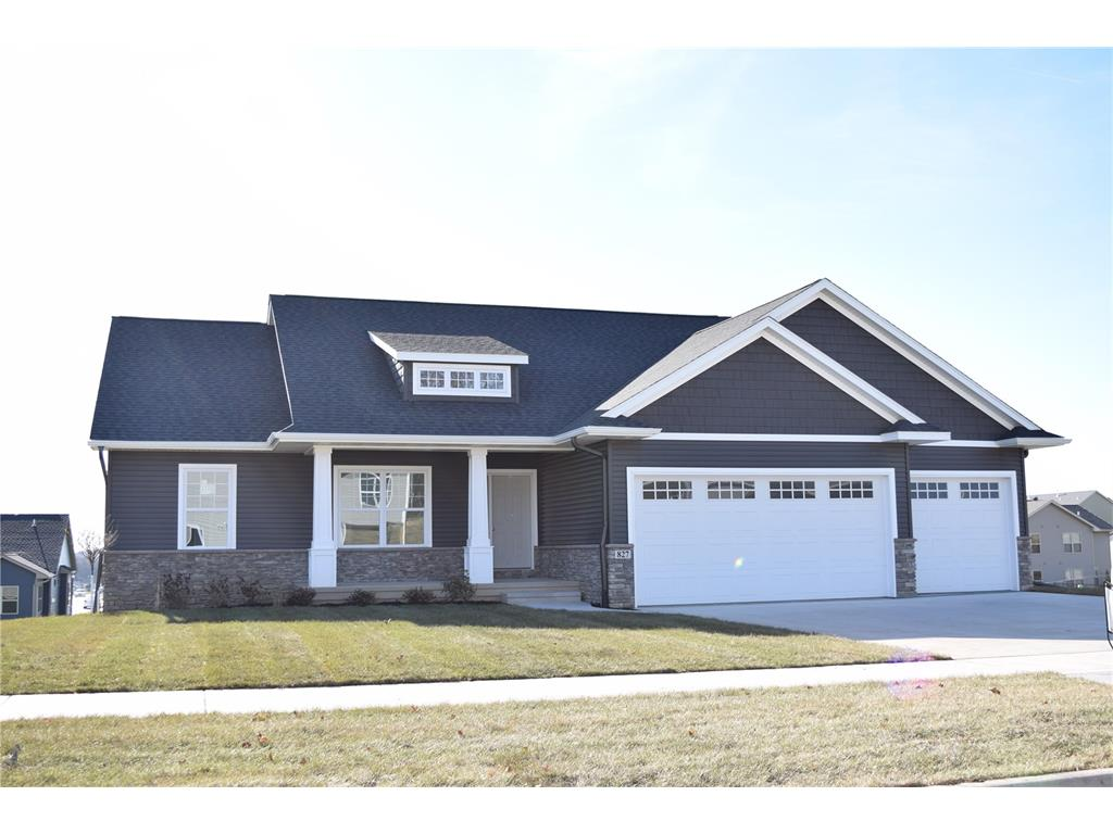 827 Shelby Drive, Tiffin, IA 52340