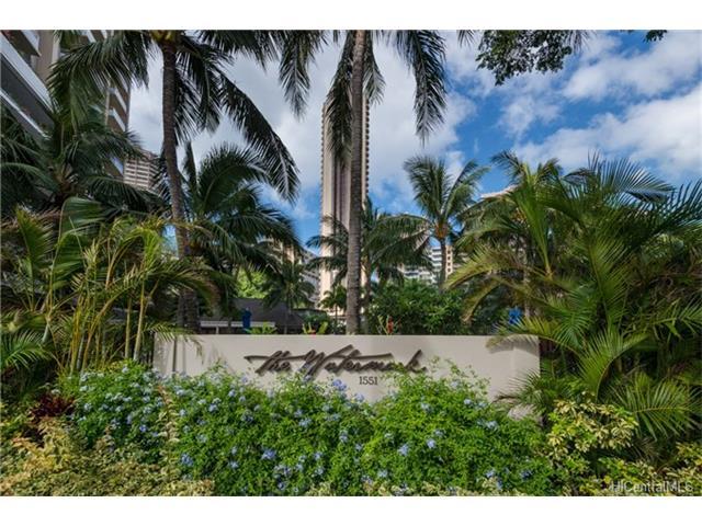 1551 Ala Wai Boulevard 404, Honolulu, HI 96815