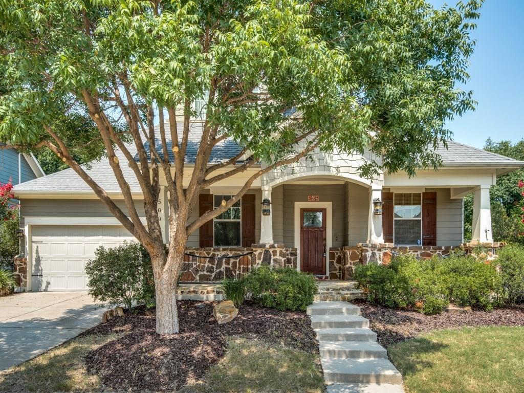 509 Mefford Lane, Allen, TX 75013