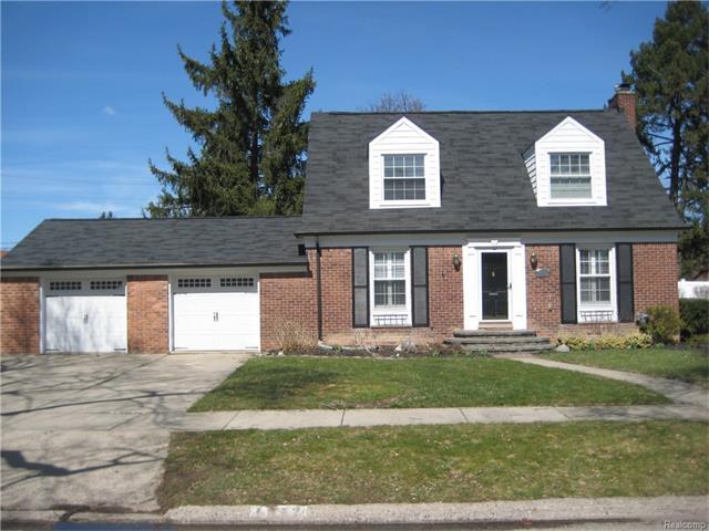 1812 ROSEMONT RD, Berkley, MI 48072