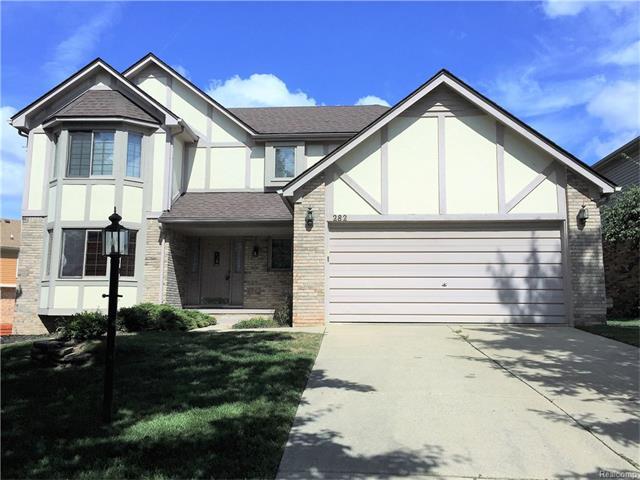 282 PARKLAND Drive, Rochester Hills, MI 48307