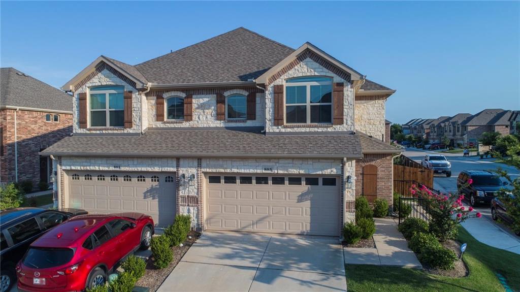 885 Merino Drive, Allen, TX 75013