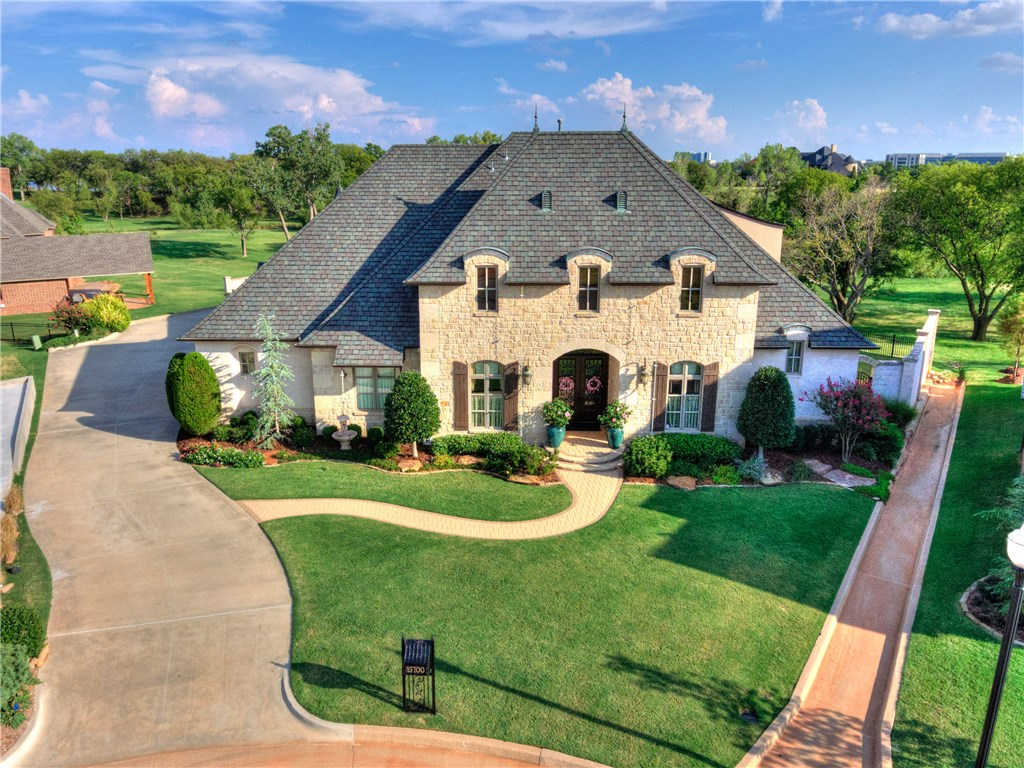 15700 JAMES THOMAS Court, Edmond, OK 73013