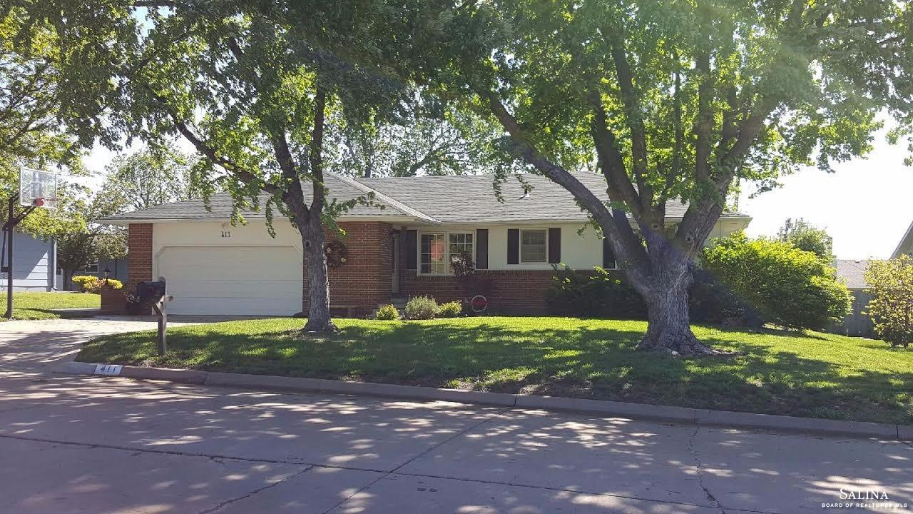 411 Fairdale Road, Salina, KS 67401