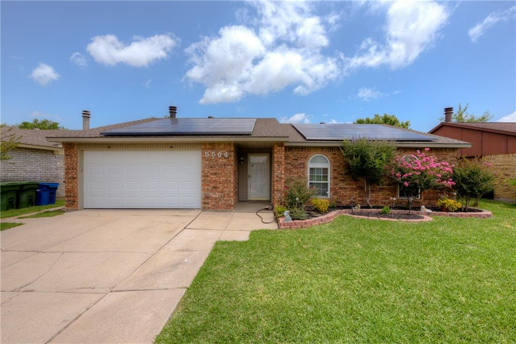 5504 Rutledge Drive, The Colony, TX 75056