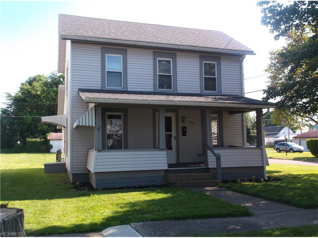218 E Russell Ave, West Lafayette, OH 43845